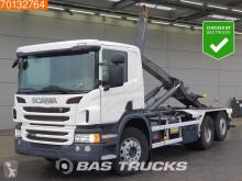 Камион мултилифт с кука Scania P 450