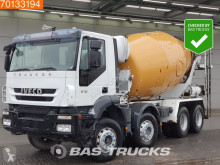 Грузовик Iveco Trakker техника для бетона бетоновоз / автобетоносмеситель б/у