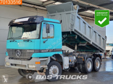 Camion ribaltabile trilaterale Mercedes Actros 3343