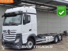 Camión Mercedes Actros 2545 BDF usado