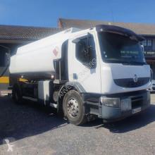 شاحنة Renault tankwagen صهريج مستعمل