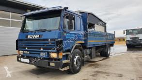 Камион платформа Scania 113 P 340 4x2
