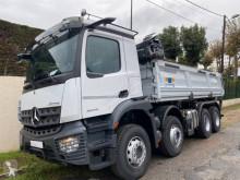 Camion benne Enrochement Mercedes Arocs 3243 KN