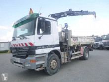 Mercedes two-way side tipper truck Actros 2031