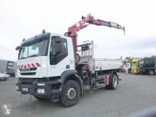 Camión volquete bilateral Iveco Trakker 310