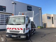 Iveco three-way side tipper truck Eurocargo