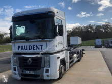 Camion Renault Magnum 460.19 DXI porte containers occasion