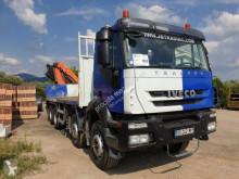 Camião estrado / caixa aberta Iveco Trakker 340 T 45