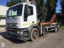 Камион мултилифт с кука Iveco Eurotech