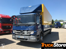 Camion Mercedes Atego 1518NL fourgon occasion