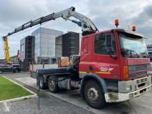 Ciężarówka DAF CF 85.380 platforma używana