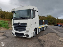 Mercedes Actros 2542 truck used heavy equipment transport