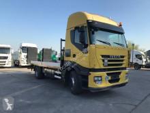 Iveco heavy equipment transport truck Stralis AD 190 S 42