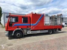 Iveco flatbed truck 120E18