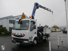 Camion Renault Midlum 180 DXI plateau standard occasion