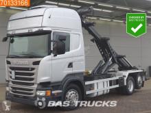 Камион мултилифт с кука Scania R 450