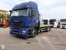 Kamión Iveco Stralis 260 S 50 náves na prepravu strojov ojazdený