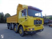 Camión MAN 35.463 volquete usado
