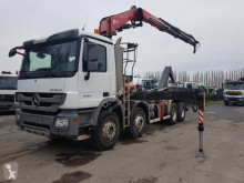 Camion Mercedes Actros 4144 polybenne occasion