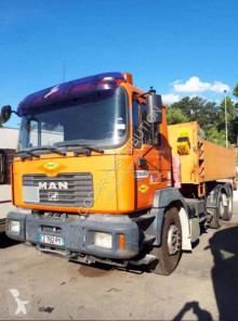 MAN 26.410 truck used construction dump