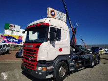 Scania hook arm system truck R 410