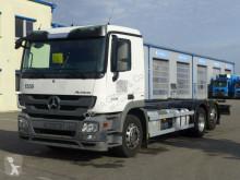 Камион шаси Mercedes Actros 2536*Euro 5*ADR*Klima*Lift/Lenkachse*