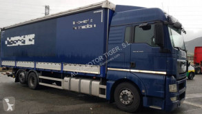 Camion MAN TGX 26.440 obloane laterale suple culisante (plsc) second-hand