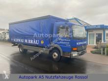 Mercedes Atego Atego 1018 Getränkewagen Pritsche + Plane truck used tarp