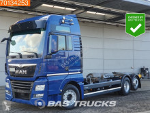 Camion porte containers MAN TGX