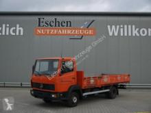 Camión caja abierta teleros Mercedes 814 Pritsche offen, 3 Sitze, AHK, Blattfederung