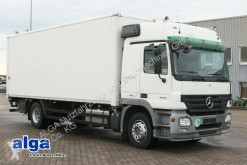 Mercedes box truck 1832 L Actros 4x2, LBW 2.0to., 7.340mm lang
