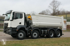 Camion MAN TGS TGS 41.430 8x4 NEUES MODEL TG3 TM 16m / EURO 6 benne occasion