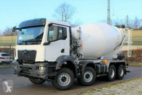 MAN TGS 41.430 8x4 /Euro6d TG3 NEUES MODEL EM 12m³ truck used concrete mixer