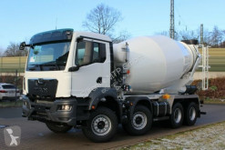 MAN concrete mixer truck TGS 41470 8X4 NEUES MODEL TG3 MTP 10m³