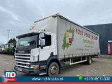Scania D used other trucks