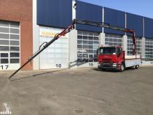 Vrachtwagen Iveco Stralis tweedehands platte bak