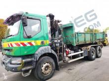 Renault hook arm system truck 340