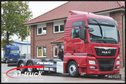 Camion MAN TGX 24.440 Jumbo 7,82 Intarder NAVI ACC châssis occasion