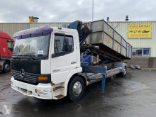 Mercedes Atego 1523 truck used tipper