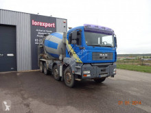 MAN TGA 35.430 truck used concrete mixer