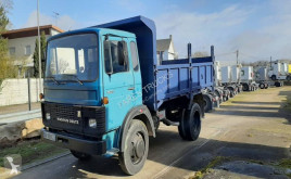 Magirus-Deutz 130 truck used three-way side tipper