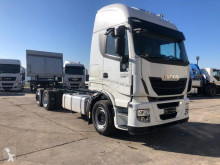 Iveco Stralis AD 260 S 46 Y/P truck used chassis
