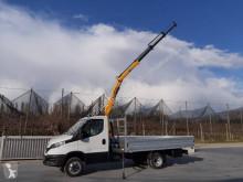 Teherautó Iveco Daily 35C14 új platóoldalak plató