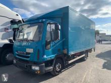 Camión Iveco Eurocargo 75 E 16 furgón caja polyfond usado