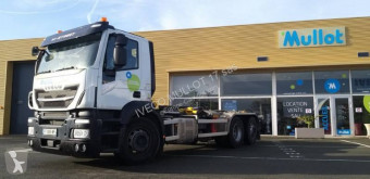 Iveco Stralis 460 truck used hook arm system