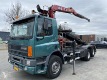 DAF CF 75.250 truck used container