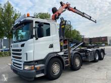 Lastbil platta Scania G 400