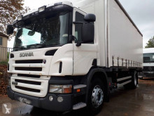 Camion Scania P 270 porte containers occasion