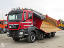 MAN tipper truck TG-S 35.500 8x4 BB 4-Achs Kipper Bordmatik