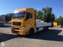 Vrachtwagen platte bak boorden MAN TGX 26.440